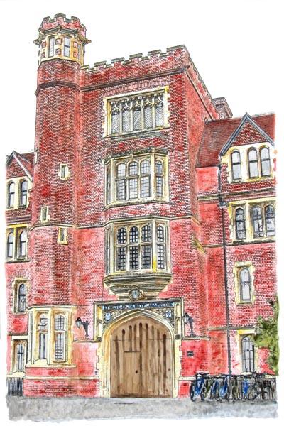 Selwyn College, Cambridge